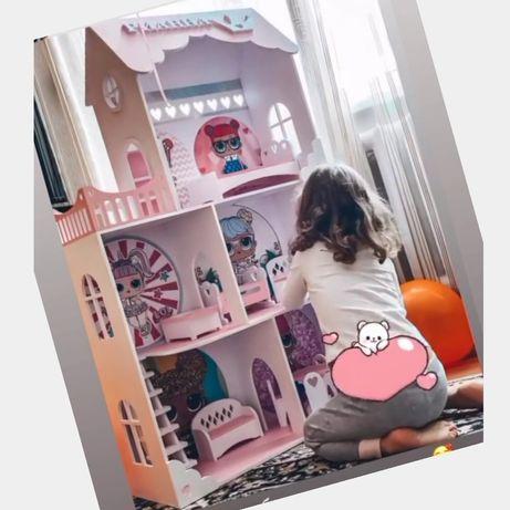 Кукольный домик;Домик для кукол
