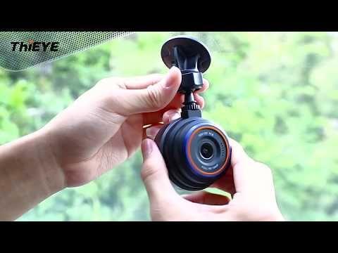 Camera auto Thieye Safeel Zero+ Full HD , Card 32GB inclus, 170 °