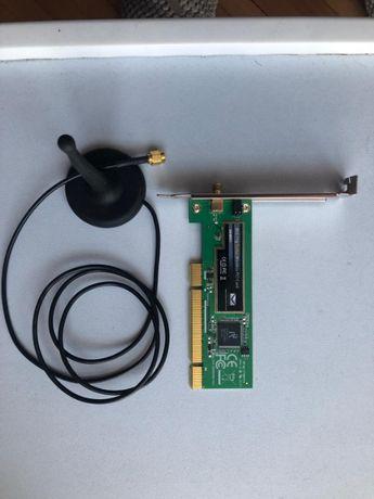 Placa de retea wireless Canyon CNP-WF511 antena extensibila adaptor