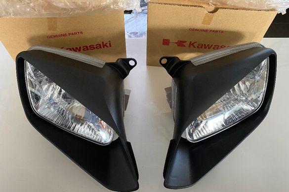 Фарове и вежди за Кавазаки Kawasaki KFX700