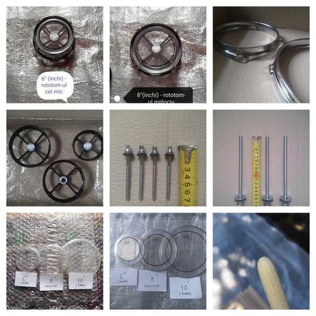 Rototumuri(Percutii) REMO (U.S.A) - Piese de schimb si accesorii
