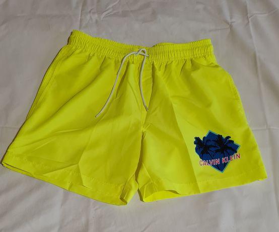 Pantaloni scurti (sort) baie Calvin Klein!