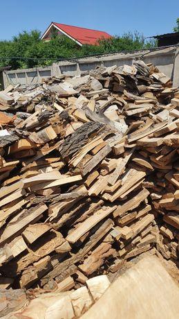 Продам сухие дрова и горбыль