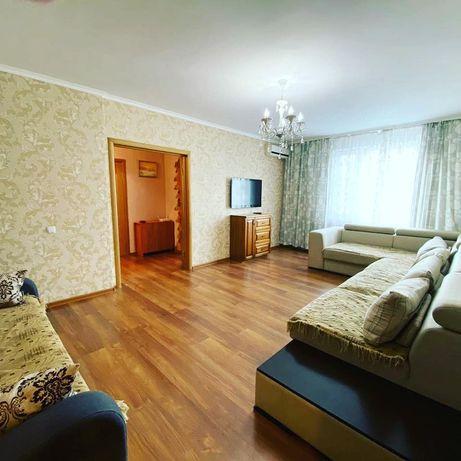 Посуточно 3 комнатная квартира ЖК Сармат