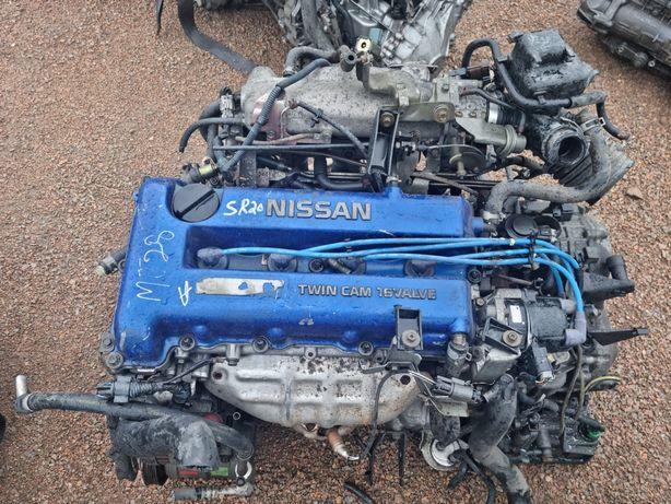Двигатель на ниссан SR20
