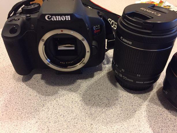 Canon T5i kit