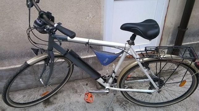 Bicicleta aluminiu full shimano,made in Germany,impecabila!