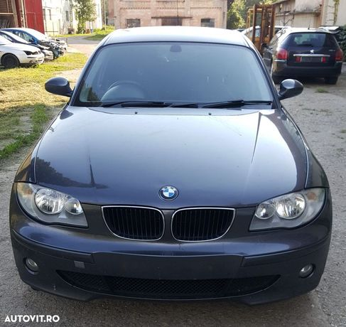 Comanda AC BMW 1 Series E87 [din 2004 pana 2007] seria Hatchback 116i MT (115 hp) Comanda AC BMW 1 Series E87 [din 2004 pana 2007] seria Hatchback 116i MT (115 hp)