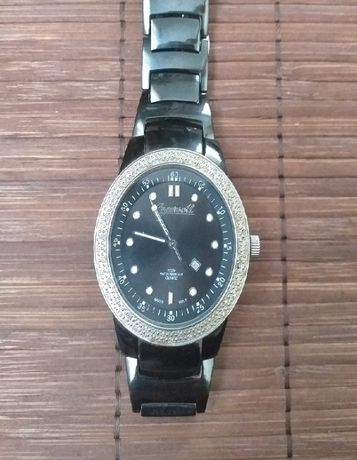 Оригинален английски часовник Ingersoll Diamond & Ceramic и Seiko