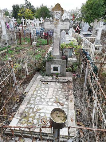 Loc de veci cimitirul minicipal