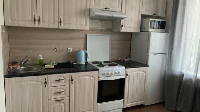 Сдам 1-комнатную квартиру на Саялы, без риэлторов срочно