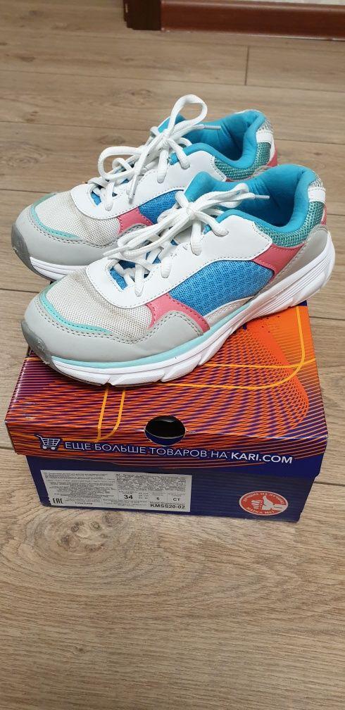 Кроссовки для девочки (34 разм.)