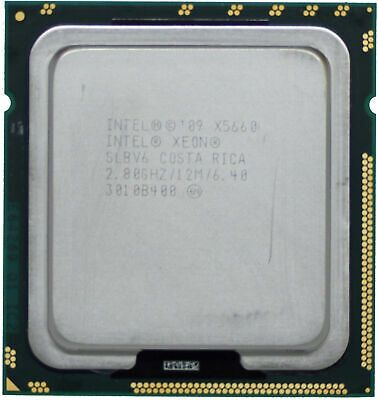 Procesor x5660 soket 1366.