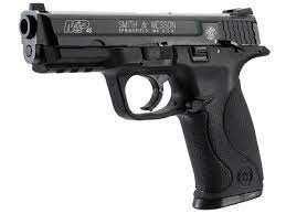 Pistol Smith&Wesson MP40 CO2 airsoft semi-automat calibru 6mm