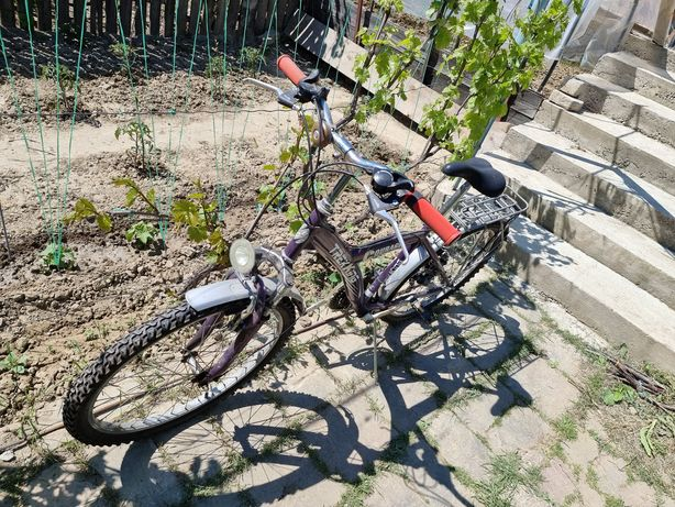 "Bicicleta DHS 24"""