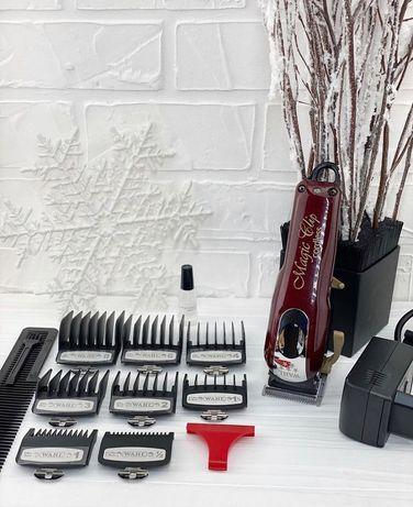 Машинка  для стрижки волос парикмахерское Wahl magic Clip  Cordless