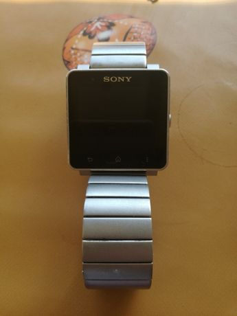 Sony smartwatch 2 metalic