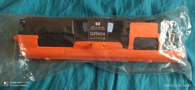 Toner negru HP Q3960A