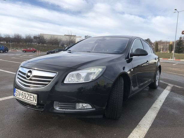 Opel Insignia 4x4 unic proprietar în țară 194 cai biturbo