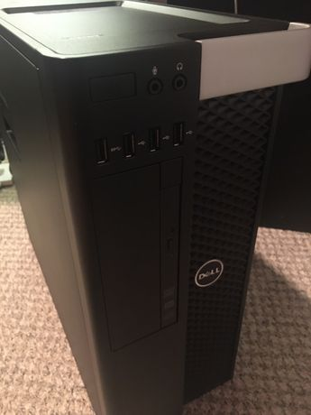 workstation gaming pc dell t5810 32gb ddr4 12 core