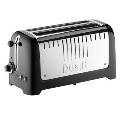 Тостер за две дълги ФИЛИИ DUALIT 31632, 2000W