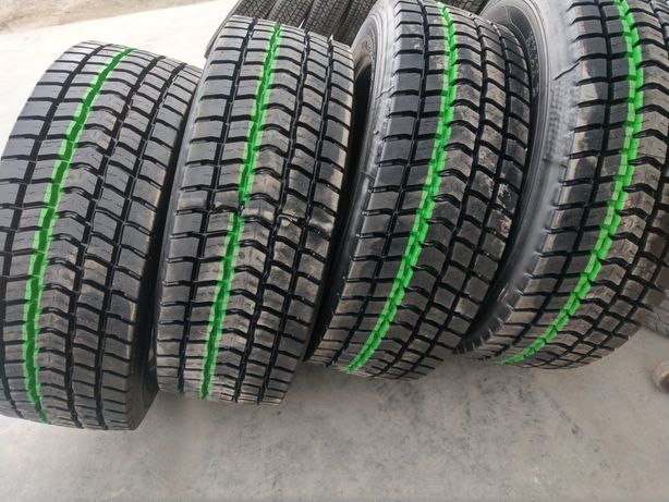 Anvelope 295/55R22,5 resapate tracțiune