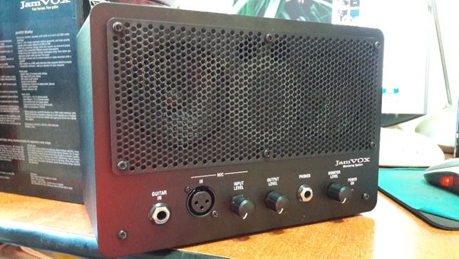 VOX JamVox JV-1 monitoring system quitar