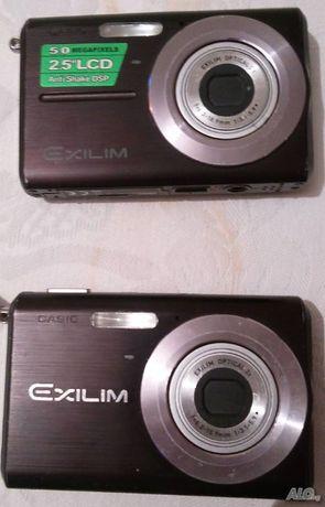 2 дигитални фотоапарата за части CASIO