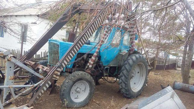 Сельхозтехника трактор стогамёт