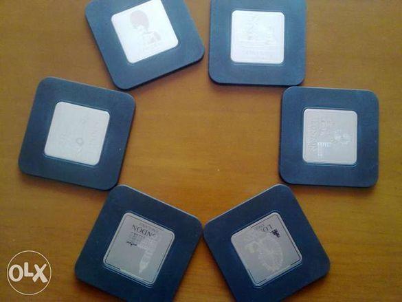Уинкс чаши, дискове и други, подложки за чаши