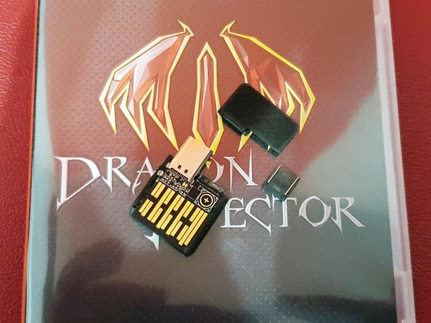 Nintendo Switch Dragon Injector RCM Modare CFW (SX OS Atmosphere)