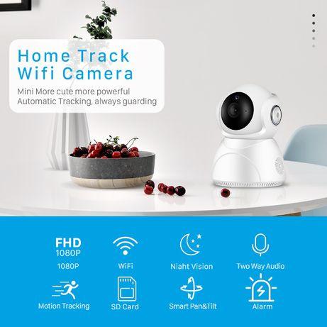 Ip camera wi-fi камера бебефон и охрана на дома