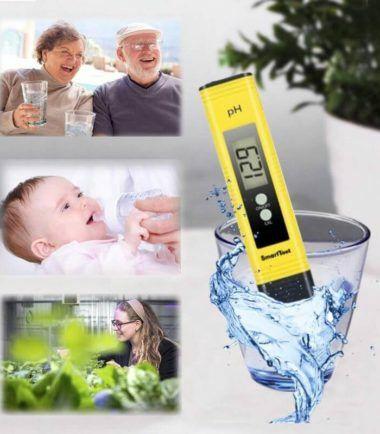 Tester masurarea pH-ul lichidelor