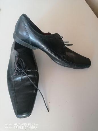 Pantofi piele 44