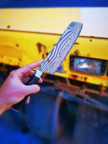 Японски Нож Miyabi Nakiri, 5000FCD, включена доставка, Seki Japan