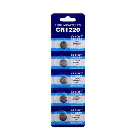 батерия CR1220 3V 52mAh