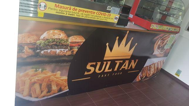 Fast-Food Complet numai 2500 Euro Urgent