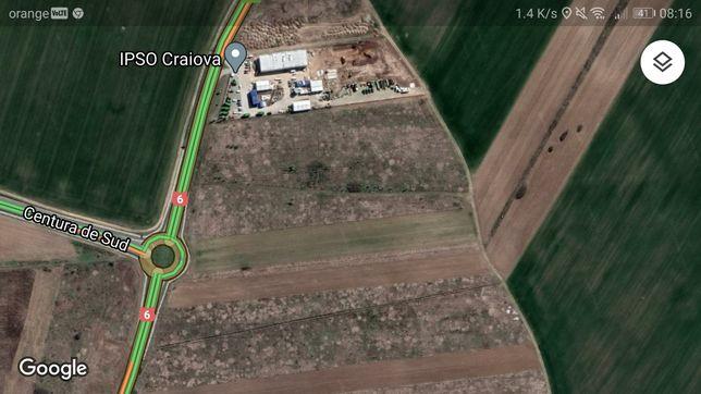 Teren intravilan de vanzare, sat Cârcea(langa John Deere) 13.000m2!!