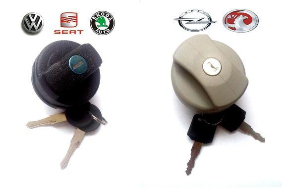 Капачка за резервоар за VW Фолксваген и Опел Opel универсална и