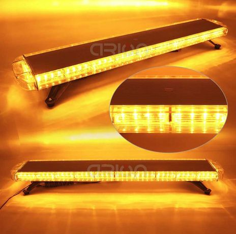 Аварийна светлина 72 диода 100cm , Авариен буркан LED 12V/24V