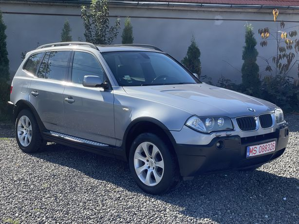 •Bmw X3~XDrive•M~Packet•Euro4-150Cp~Rate