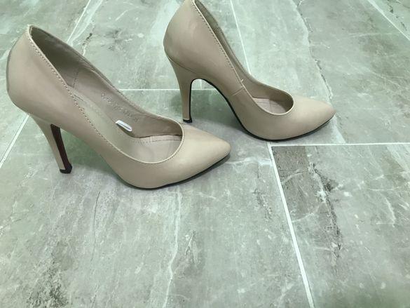 Дамски официални обувки на ток