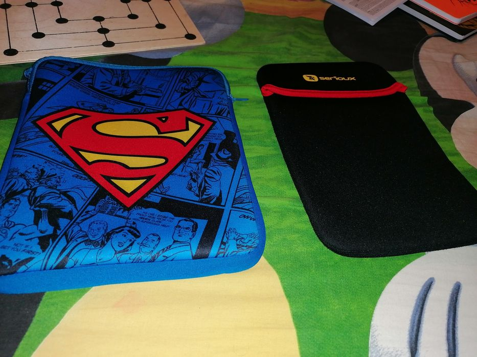 Husa tableta Superman Craiova - imagine 1