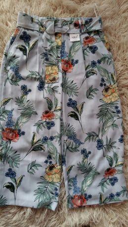 Дамски летен панталон - размер Л