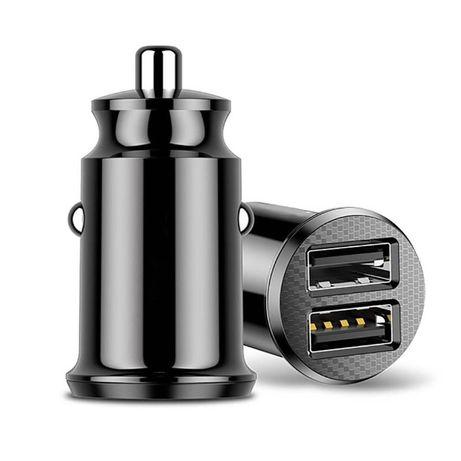 Мини USB адаптер бързо зарядно за кола ( авотмобил )