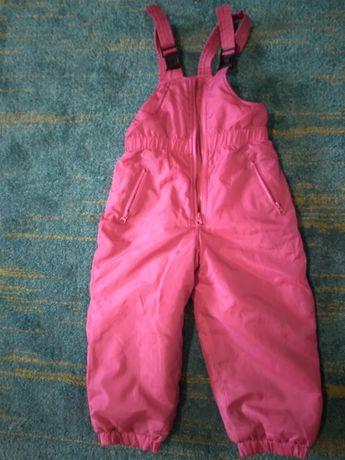Costum gros de fâs pt bebe: pantaloni si geacă îmblănitā,30 lei buc
