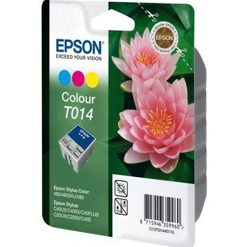 Cartus inkjet color Epson T014