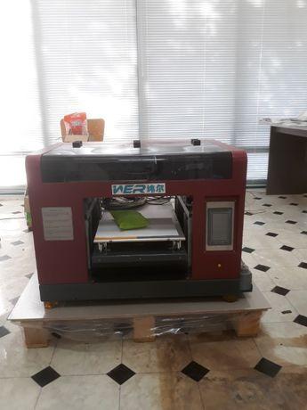 УВ плосък принтер А3