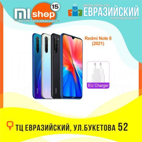 MiSHOP15 Xiaomi Redmi Note 8 2021 (ТЦ Евразийский, ул. Букетова 52)
