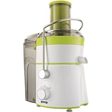 Storcator de fructe si legume Gorenje JC801G, 800 W, Recipient suc 1 L